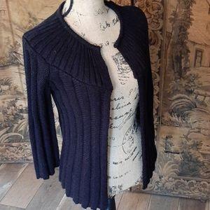 Simply Vera Wang black sweater